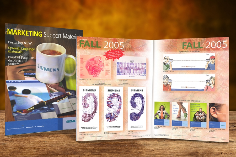 Marketing Support Catalog